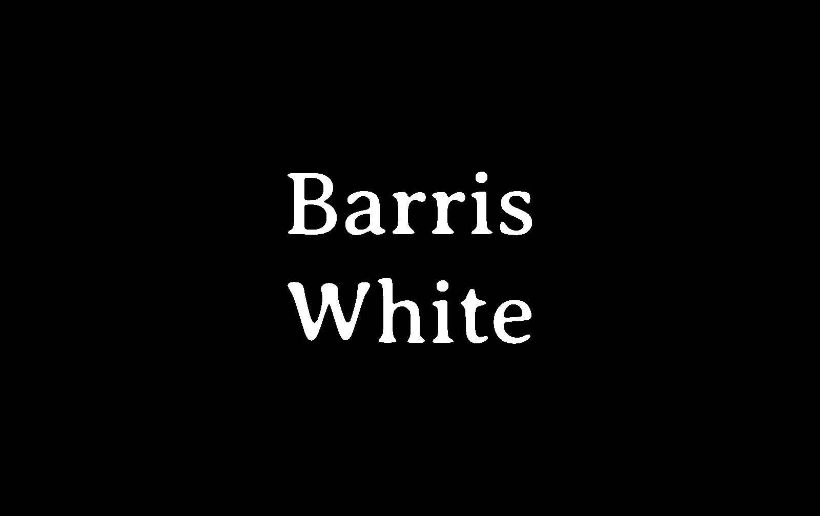 Barris White